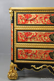 Ornate Handpainted Gilt Chest of Drawers - Kernow Furniture 100s vintage, retro & antique items in stock