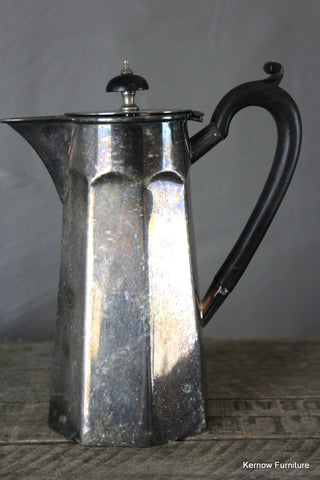 EPNS Coffee Pot - Kernow Furniture 100s vintage, retro & antique items in stock