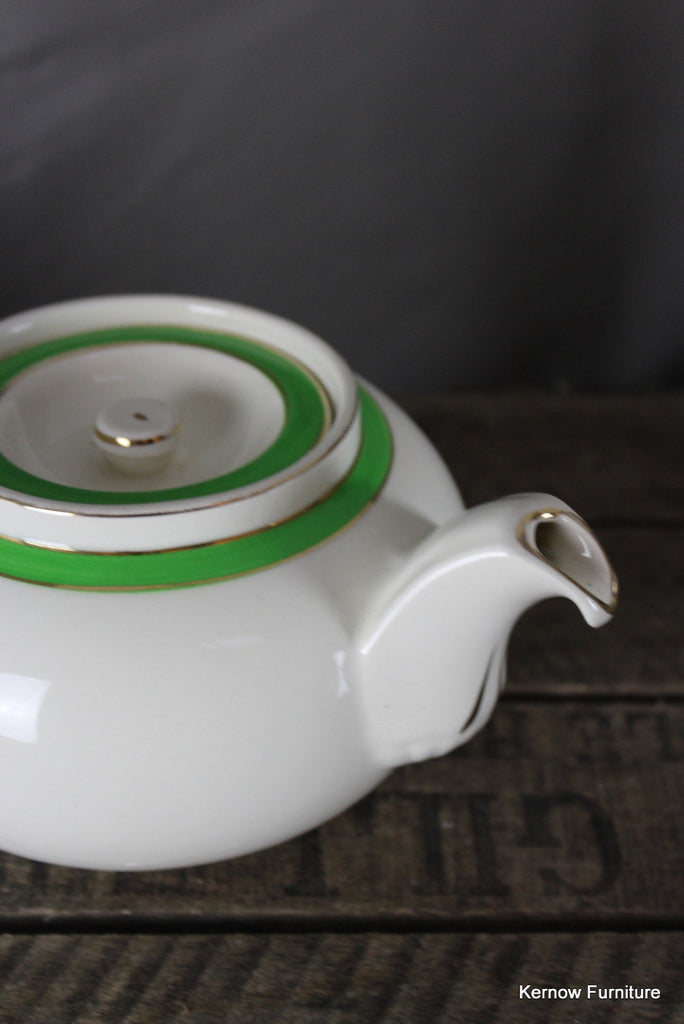 Vintage Myott Teapot - Kernow Furniture 100s vintage, retro & antique items in stock