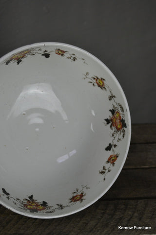 Antique Victorian Centre Piece Fruit Bowl - Kernow Furniture 100s vintage, retro & antique items in stock
