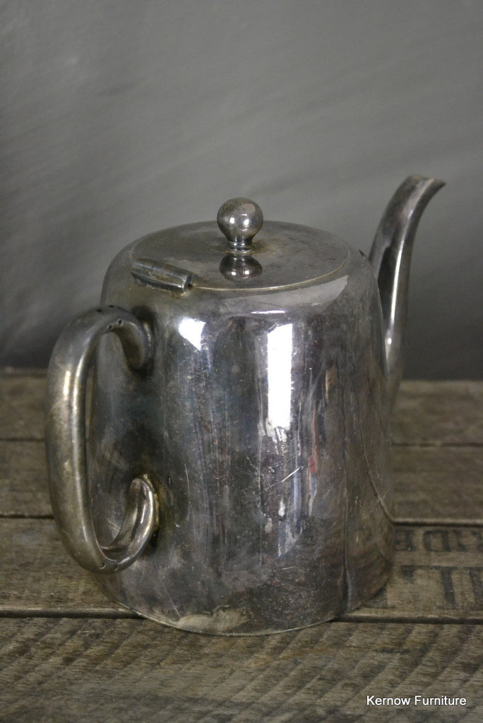 EPNS Tea Pot - Kernow Furniture 100s vintage, retro & antique items in stock