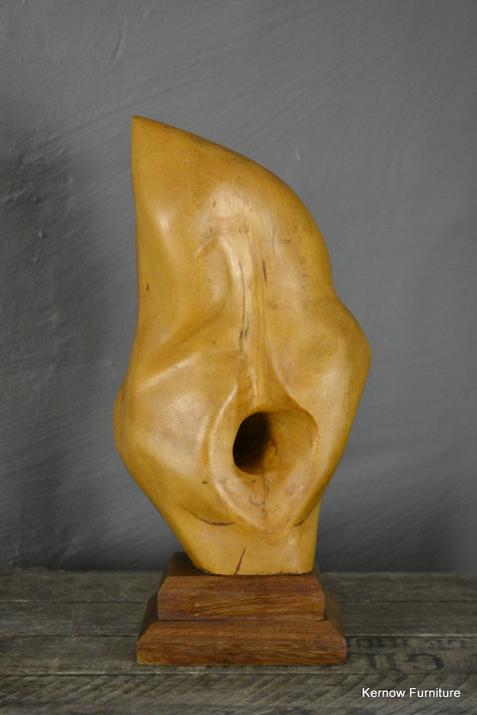 Wooden Sculpture - Kernow Furniture 100s vintage, retro & antique items in stock