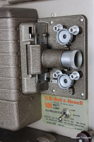 Bell & Howell Cine Projector - Kernow Furniture 100s vintage, retro & antique items in stock