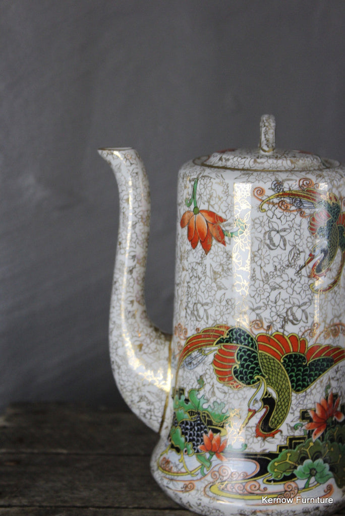 T Forester Phoenix Ware Coffee Pot - Kernow Furniture 100s vintage, retro & antique items in stock