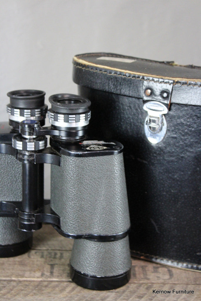 Scope 10x50 Executive Binoculars - Kernow Furniture 100s vintage, retro & antique items in stock