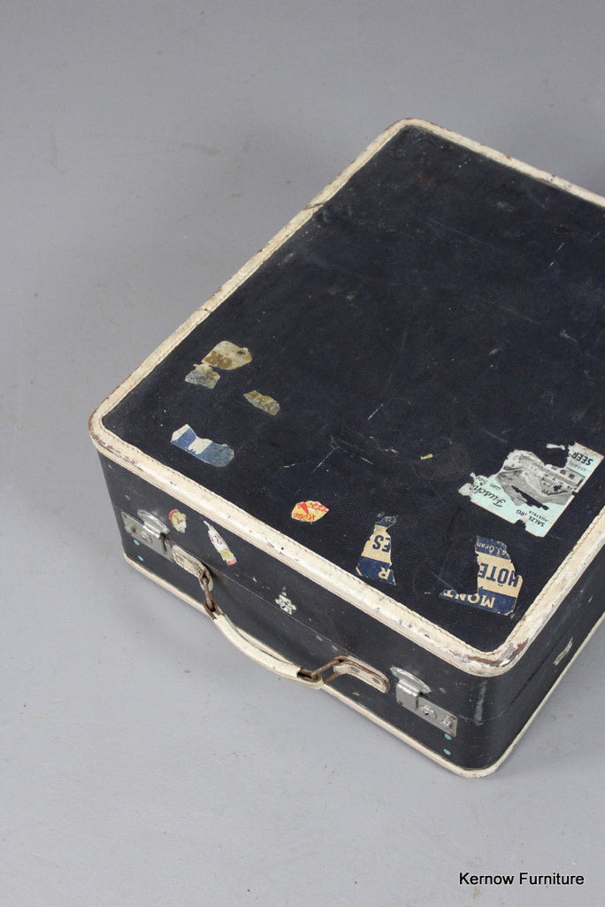Vintage Suitcase - Kernow Furniture 100s vintage, retro & antique items in stock
