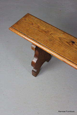 Long Pine Bench - Kernow Furniture 100s vintage, retro & antique items in stock