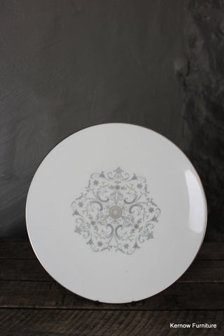 Royal Worcester Bridal Lace Plate - Kernow Furniture 100s vintage, retro & antique items in stock