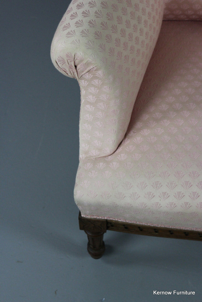 French Upholstered Armchair - Kernow Furniture