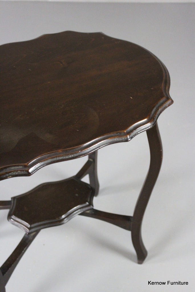 Edwardian Centre Table - Kernow Furniture 100s vintage, retro & antique items in stock