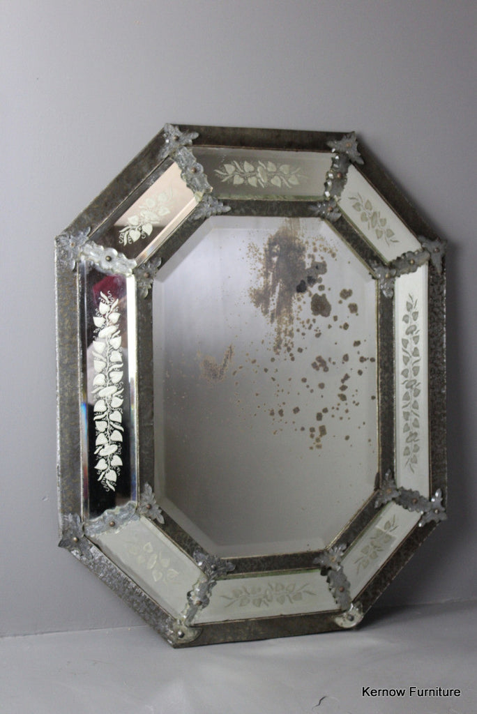 Venetian Mirror - Kernow Furniture 100s vintage, retro & antique items in stock