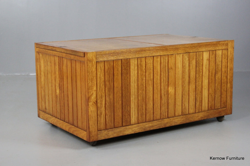 Retro Coffee Table - Kernow Furniture