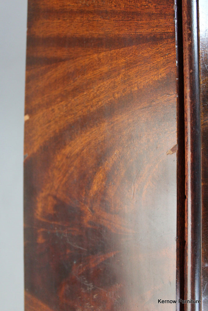 Mahogany Writing Bureau - Kernow Furniture