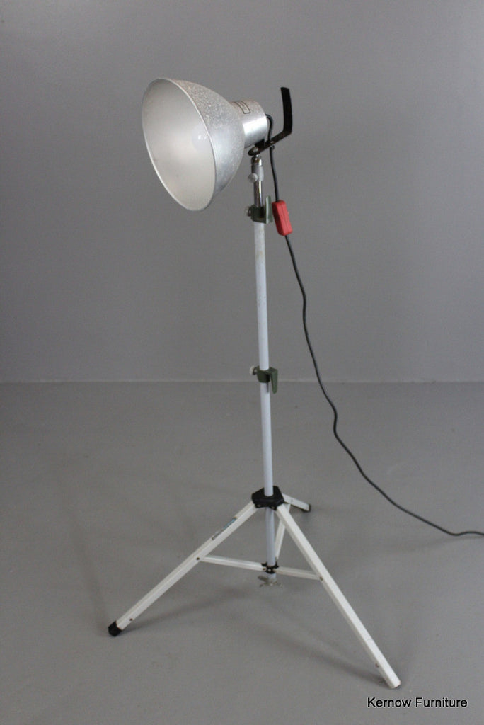 Vintage Photax Tripod Lamp - Kernow Furniture