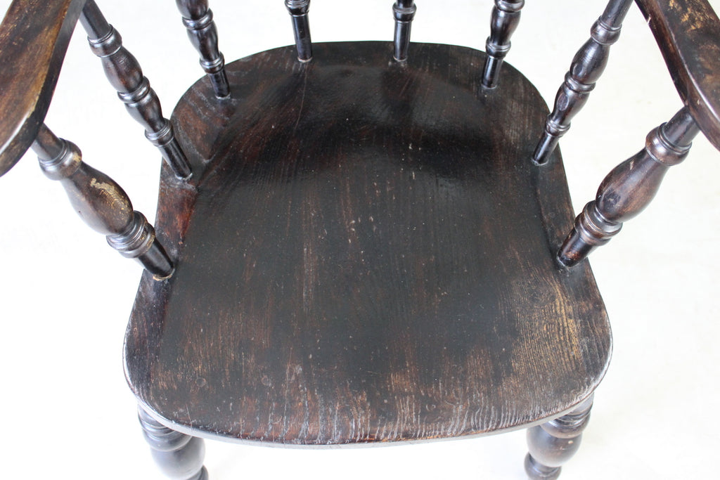 Smokers Bow Chair - Kernow Furniture