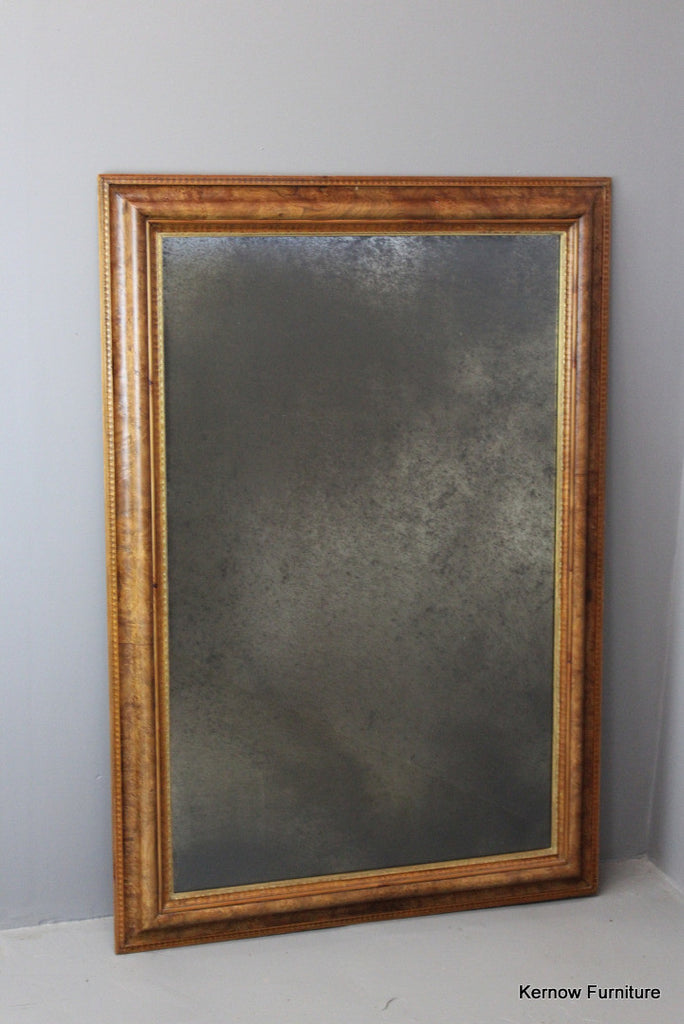 foxed antiqued mirror
