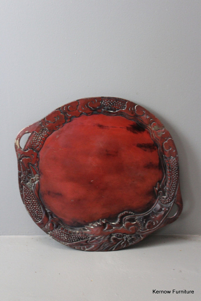 Eastern decorative tray