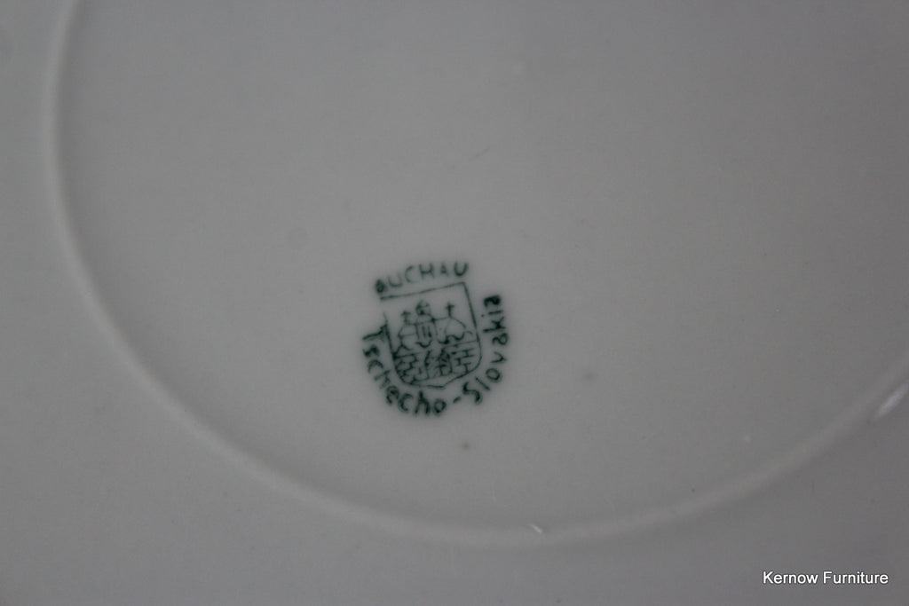 China Cake Plate - Kernow Furniture