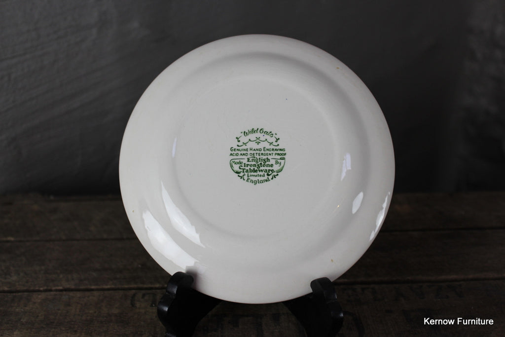 Wild Oats Side Plates - Kernow Furniture