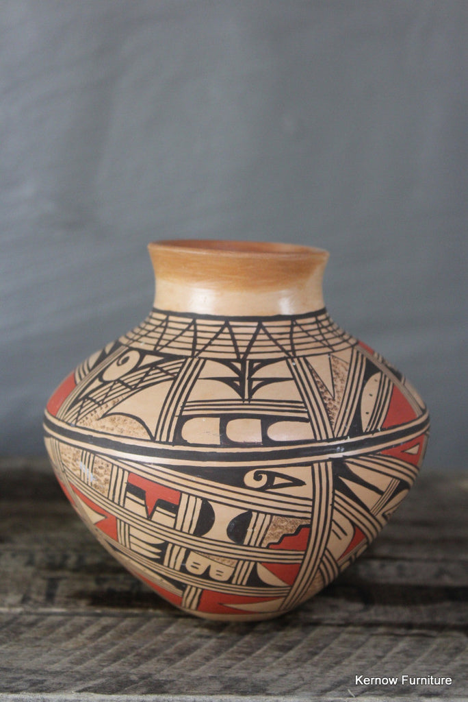 Hopi Native American Pot