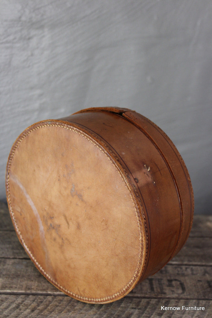 Leather Collar Box - Kernow Furniture