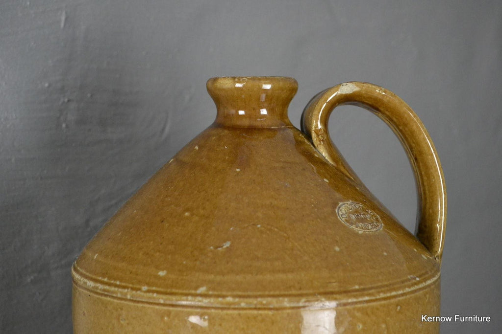 Doulton Lambeth Flagon - Kernow Furniture