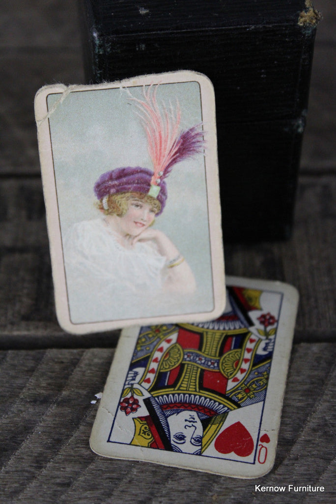 Patience Playing Cards - Kernow Furniture