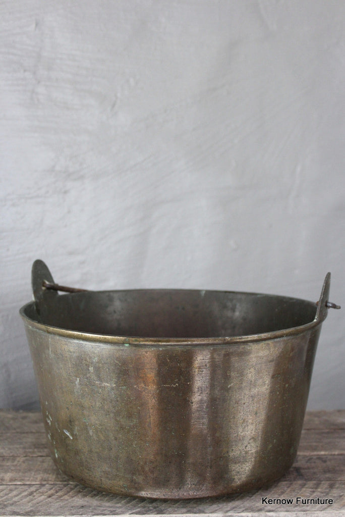 Antique Preserve Pan - vintage retro and antique furniture