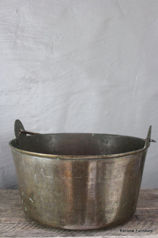 Antique Preserve Pan