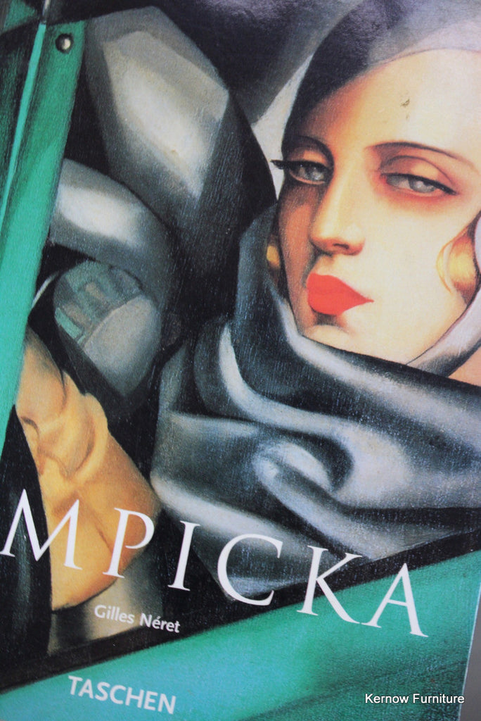 Taschen Lempicka Book - Kernow Furniture
