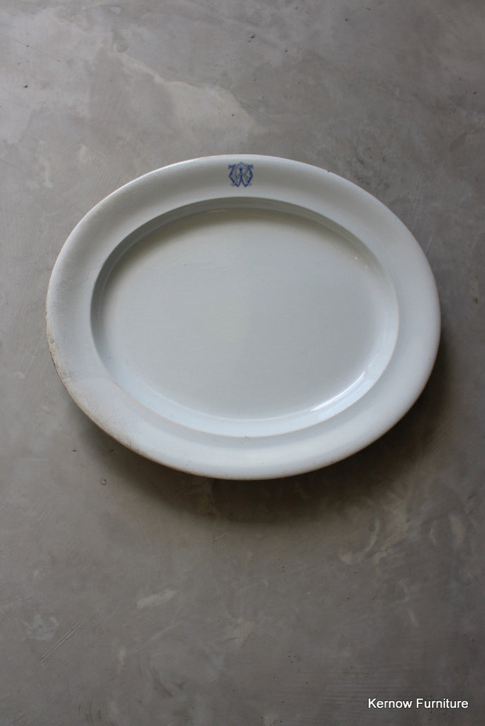 Large Cauldon Meat Plate