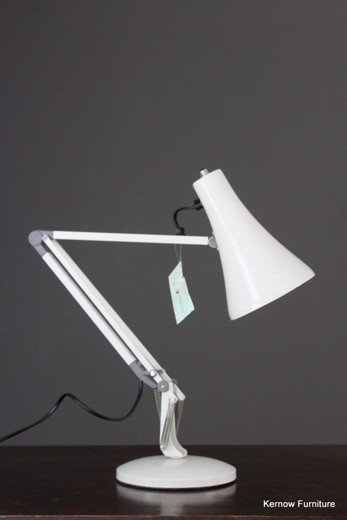 White Anglepoise Lamp - Kernow Furniture
