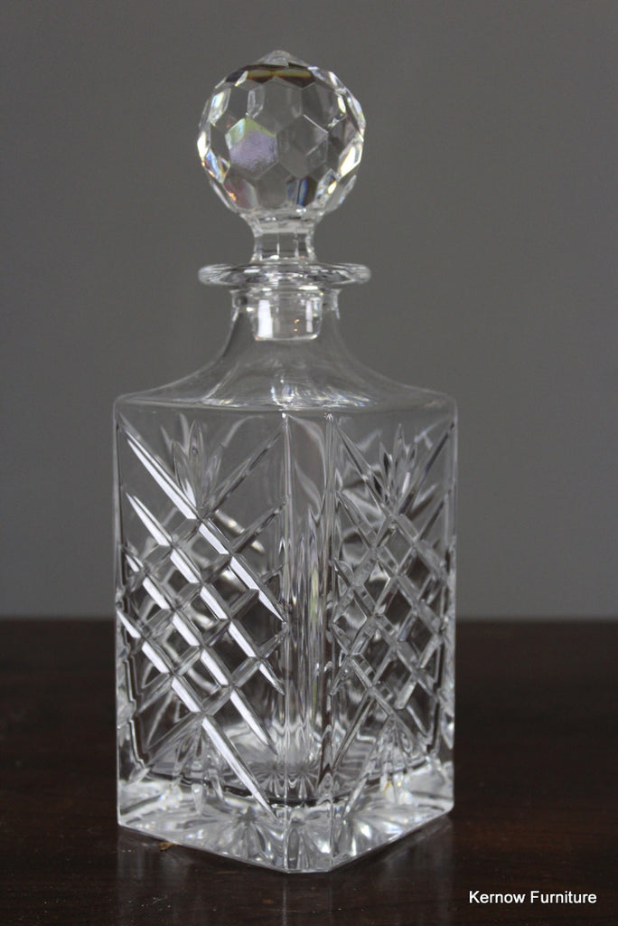 Vintage Glass Decanter