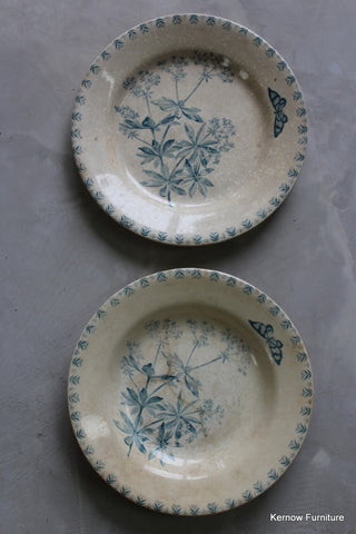 French Bowl & Plate