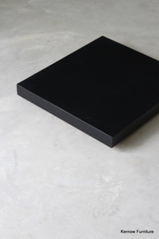 Black Coffee Table - Kernow Furniture