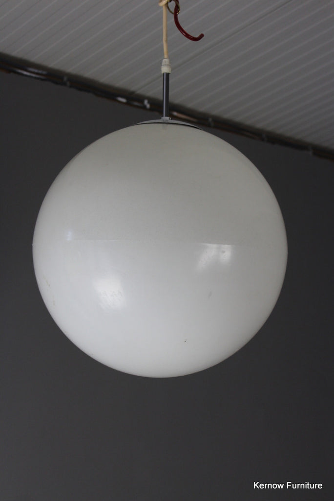 Large Globe Ceiling Light - Kernow Furniture