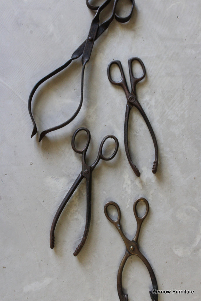 Coal Tongs - Kernow Furniture