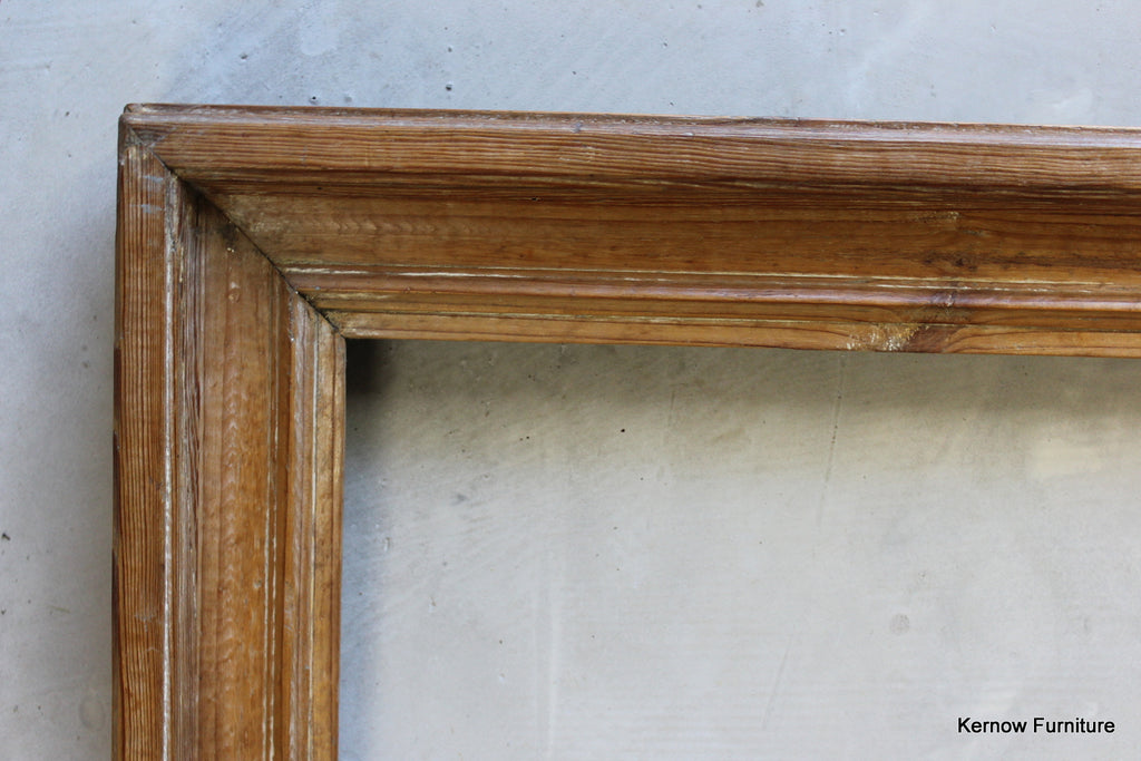 Rustic Pine Picture Frame - Kernow Furniture