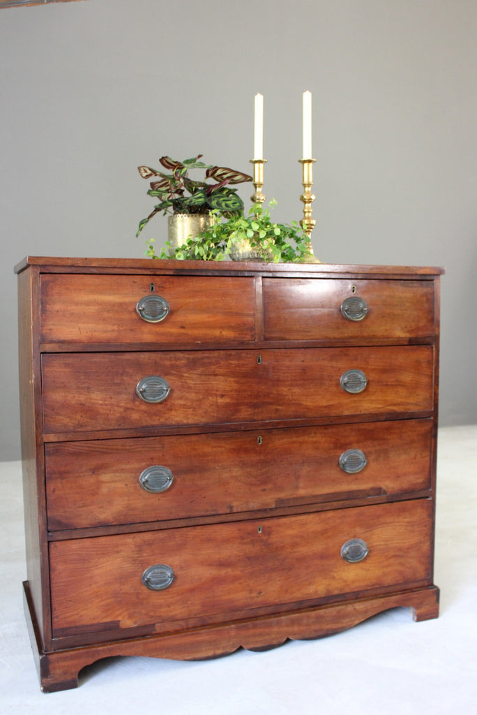 Antique 19th Century Chest of Drawers - vintage retro and antique furniture