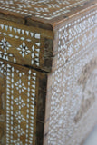 Syrian Inlaid Blanket Box