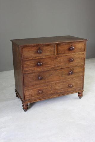 Georgian Chest of Drawers - Kernow Furniture