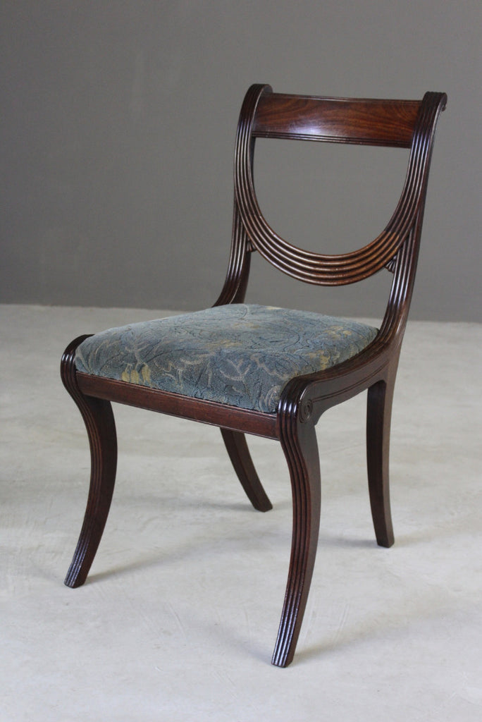 Single Regency Dining Chair