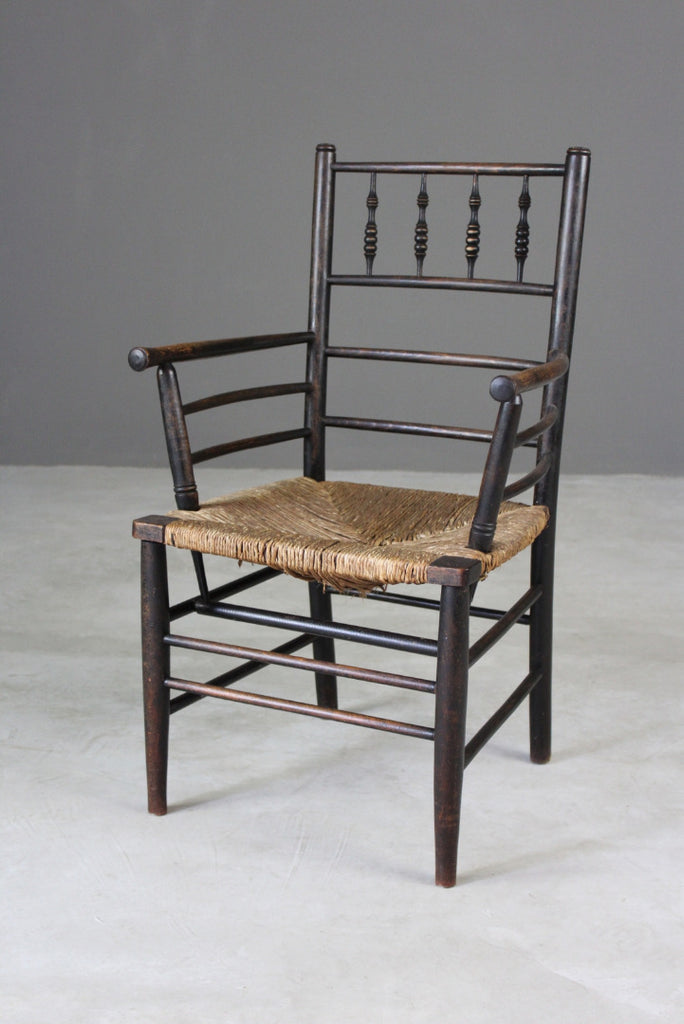 Seagrass Carver Chair - Kernow Furniture