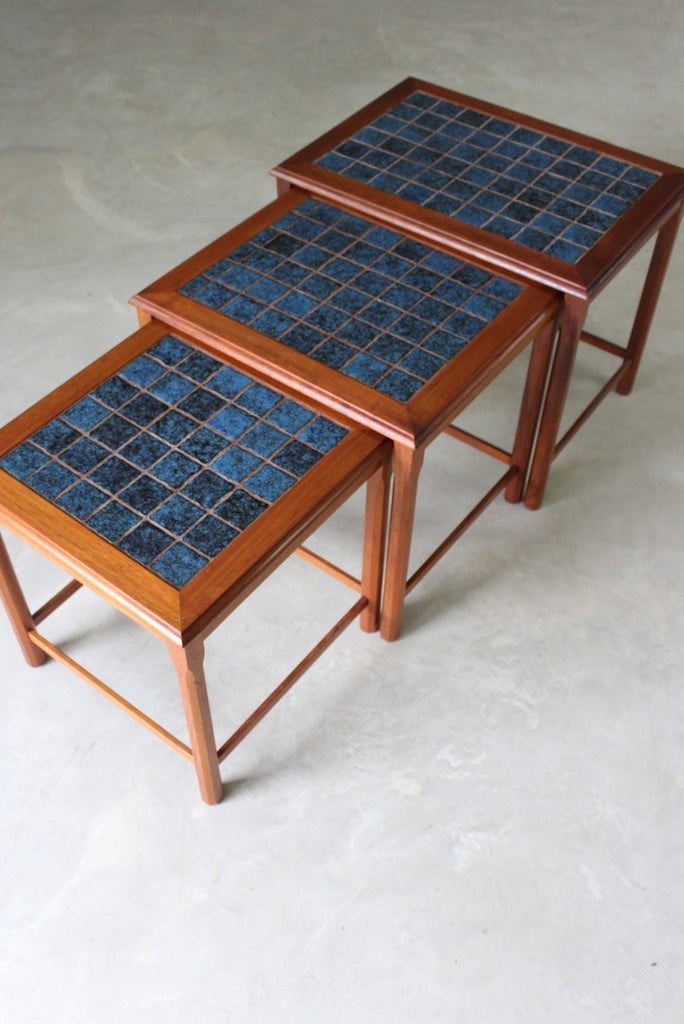 Retro Teak Nest Tables