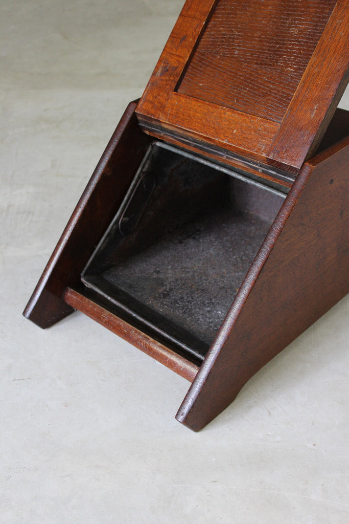 kitchen cabinets liners edwardian oak coal scuttle 3069
