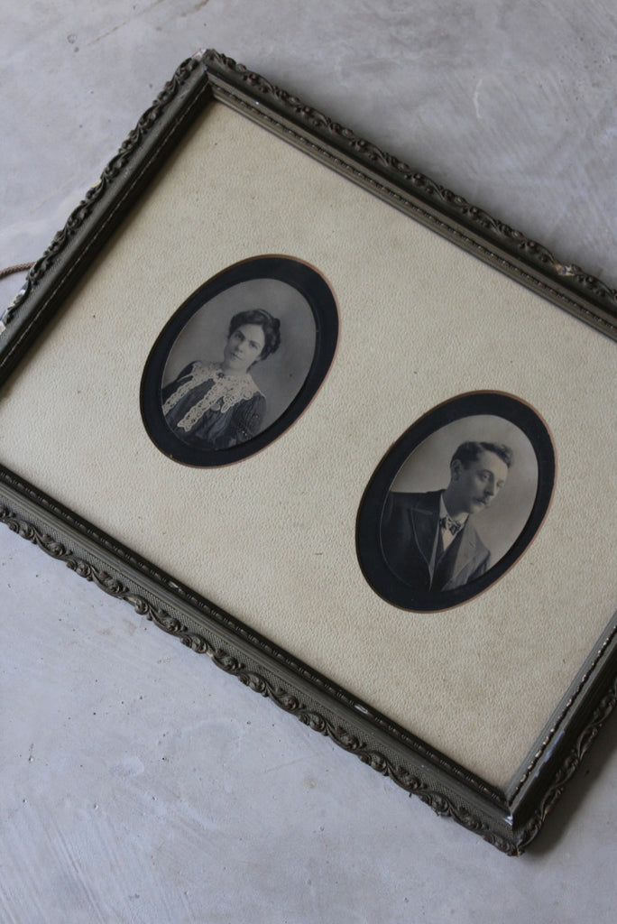 Antique Portrait Frame - vintage retro and antique furniture