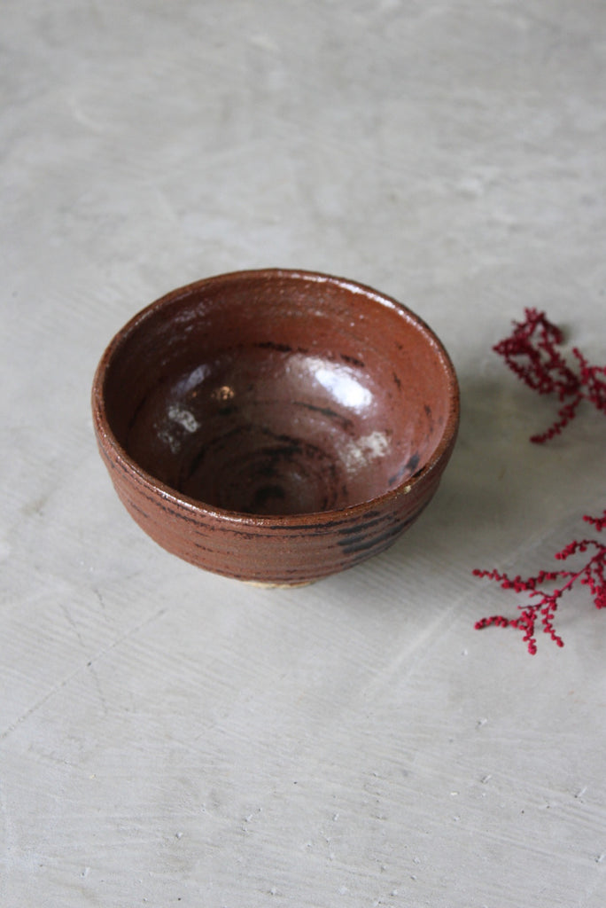 Studio Pottery Bowl - Kernow Furniture