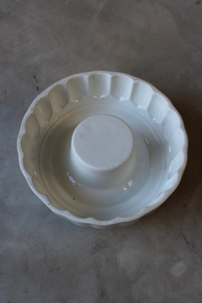 White Blancmange Ring - Kernow Furniture
