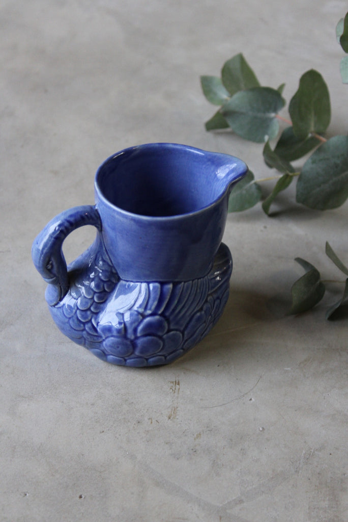 Blue Swan Jug - Kernow Furniture