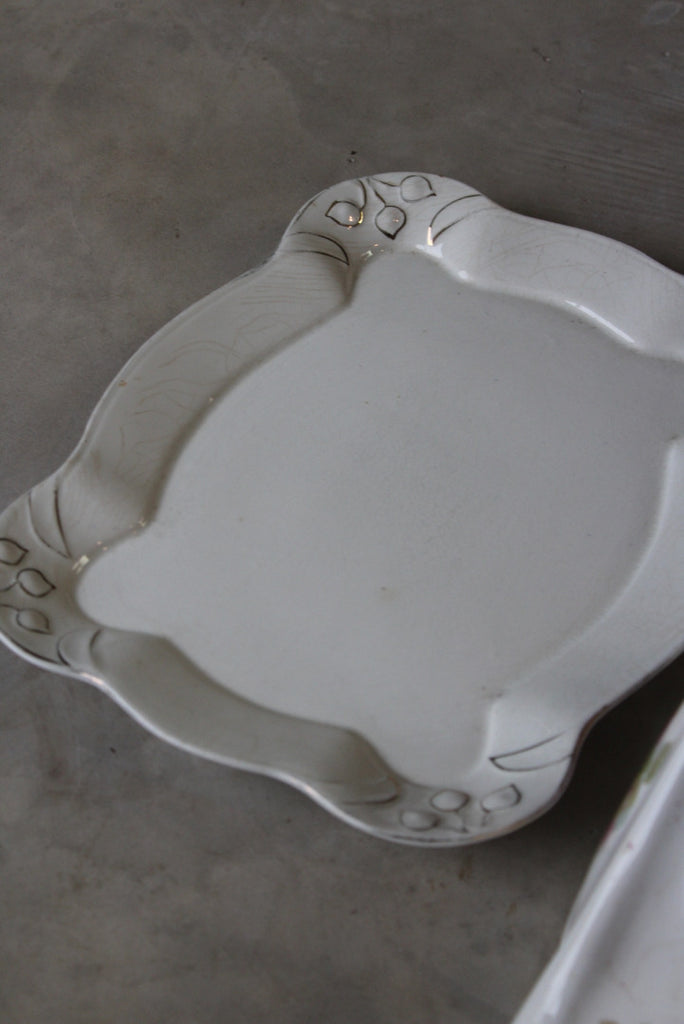 China Cheese Dish - Kernow Furniture